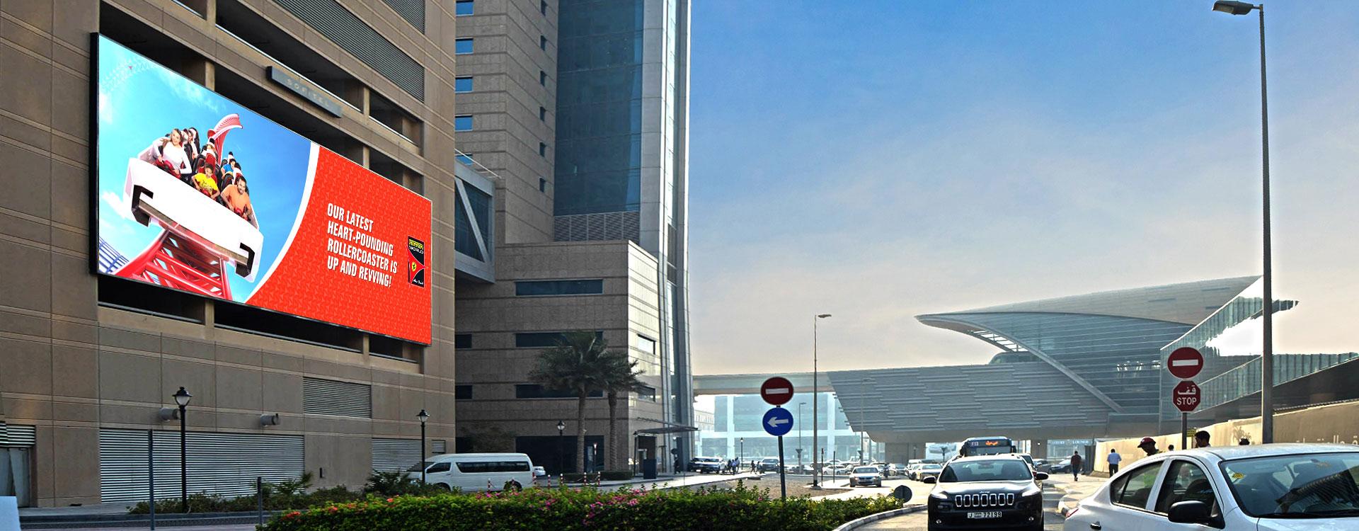 led display screen suppliers in dubai, UAE