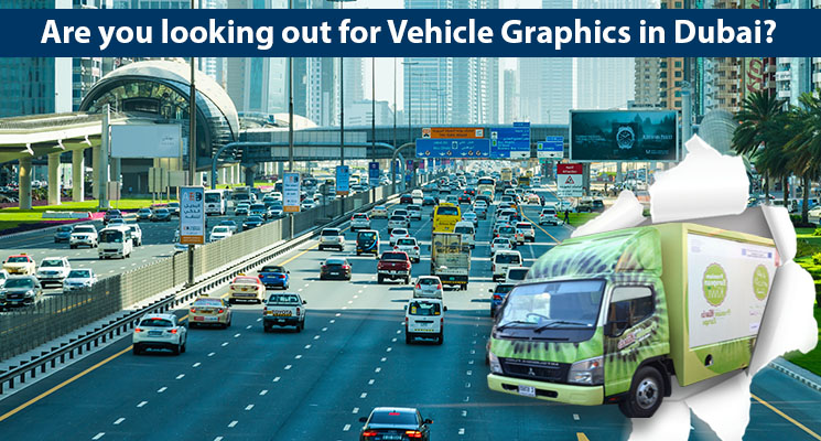 Are you looking out for Vehicle Graphics in Dubai?