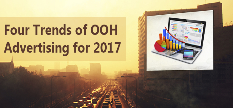 Four Trends of OOH Advertising for 2017