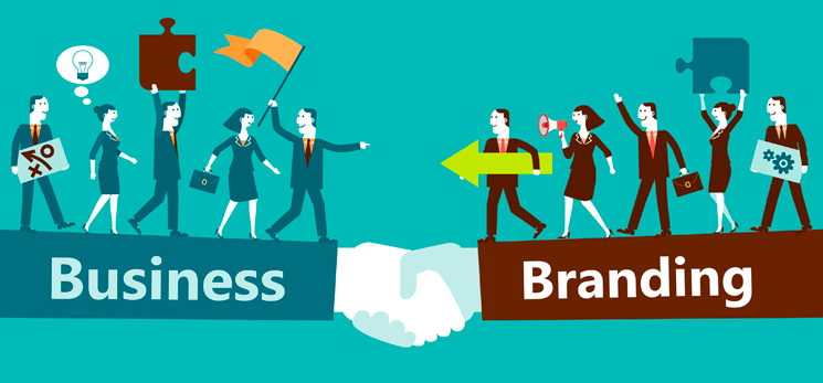 The relationship between Business and Branding