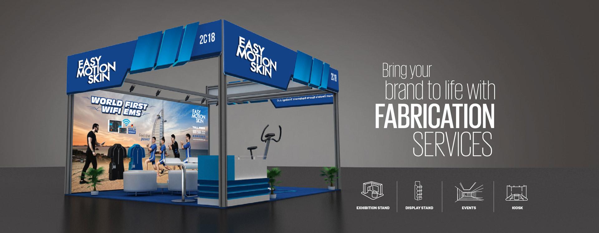 Fabrication Designing & Productions in Dubai, UAE