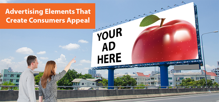 Advertising Elements That Create Consumers Appeal