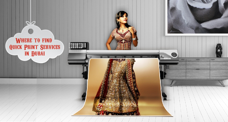 Where to find quality & quick digital printing services in Dubai?